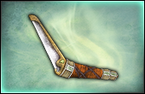 Boomerang - 2nd Weapon (DW8)