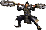 Masanori Fukushima - Samurai Warriors 3 XL