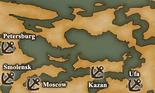 Rus' - Port Map 3 (UW5)