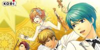 Kiniro no Corda (series)