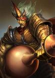 Gold Horn (ROTK12TB)