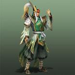MaChao-DW7-DLC-Shu Fairytale Costume