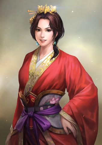 File:Sun Shangxiang 3 (ROTK13).png