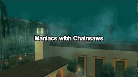 San Andreas Maniacs with Chainsaw Episode 1 ( Machinima, Horror Movie decisions)