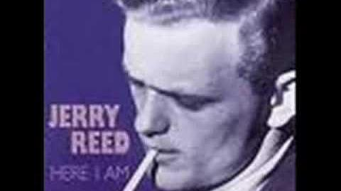 """Jerry Reed """"Amos Moses"""""""