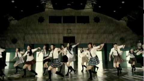 E-Girls - Seifuku Dance ~Follow Me~ (Short ver