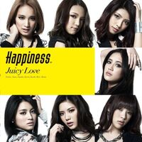 Happiness - Juicy Love CD Only cover