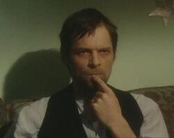 Mark Heap as Brian Topp