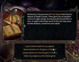 Alchemists event