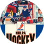 NHL 93 Button