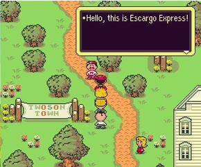 Escargo Express!