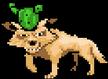 Cactus Wolf