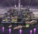 New Pork City (stage)