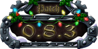 (12-18-09) Patch 0.8.3 - Winter Dawning Festival