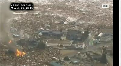Japan Tsunami!