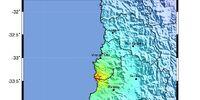 2010 February 27 (06:00), Chile