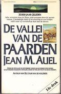 Valley Horses novel dutch