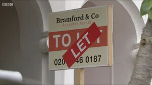 Bramford and Co 29B Albert Square Sign (2015)