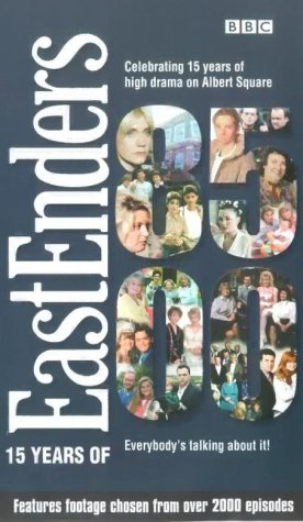 15 Years Of Eastenders (VHS)