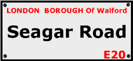 Seagar Road, Walford