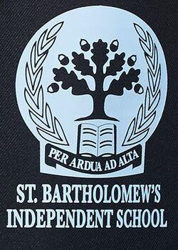 St. Bartholomew's Logo (2016)