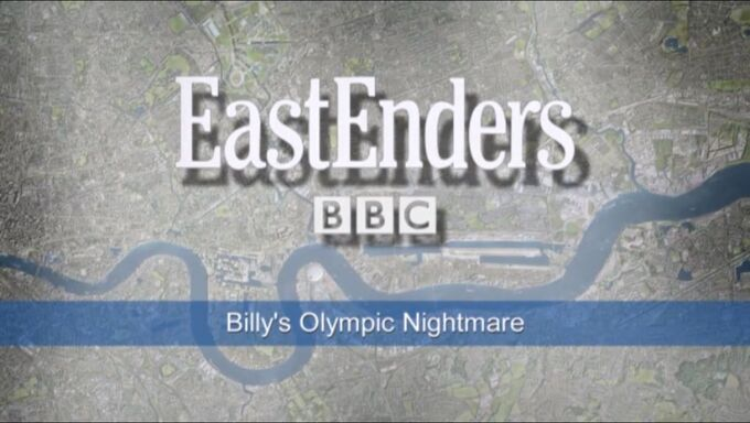 Billy's Olympic Nightmare