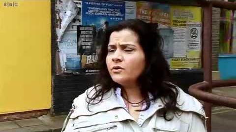 On Set with Zainba Masood