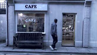 Café, Victoria Road (2011)