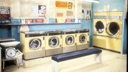 Bridge Street Launderette - Early Days