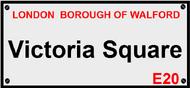 Victoria Square, Walford