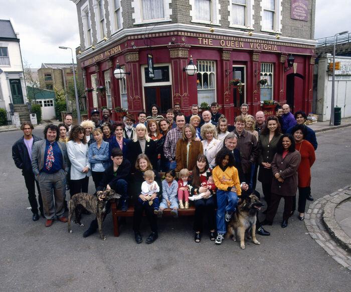 EastEnders Cast (1997)