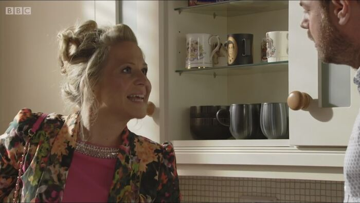 Linda talking about the Longest Serving Monarch (2015)