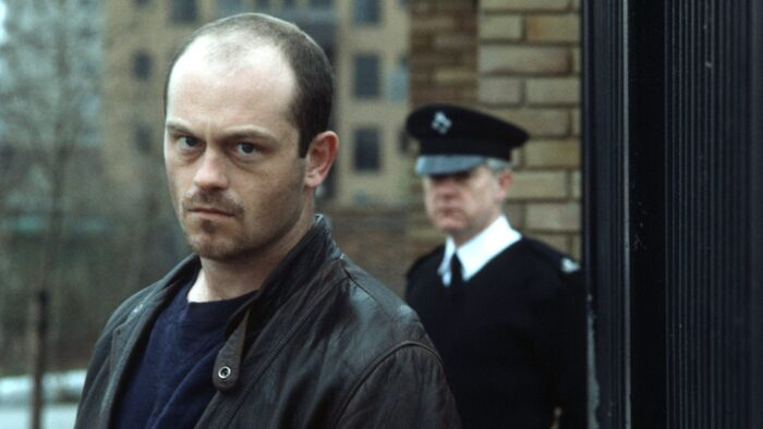 Grant Mitchell released from Prison (1993)