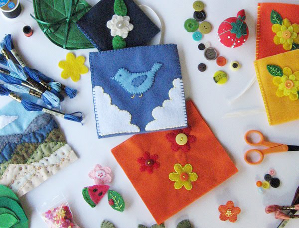 File:Assorted supplies and projects smaller brighter.jpg