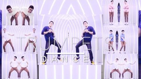 TRUMPETS DANCE (Alden Richards and That's My Bae)