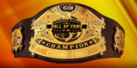 EAW Hall of Fame Championship