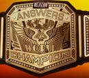 EAW Answers World Championship