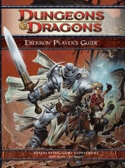 4E Eberron Players Guide