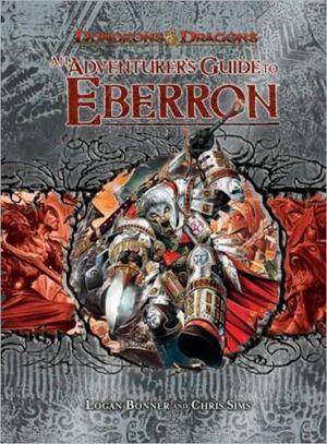 4E An Adventurers Guide To Eberron