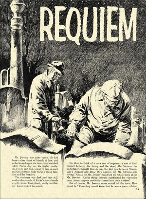 The Requiem Ingels Art