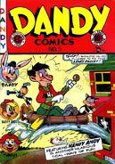 Dandy Comics Vol 1 5