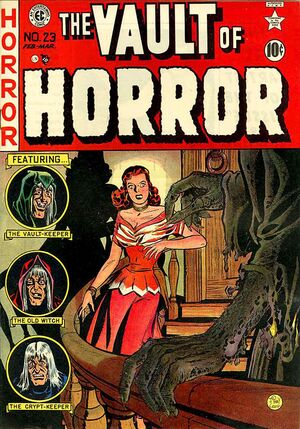 Vault of Horror Vol 1 23