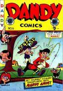 Dandy Comics Vol 1 6