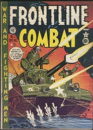 Frontline Combat Vol 1 2