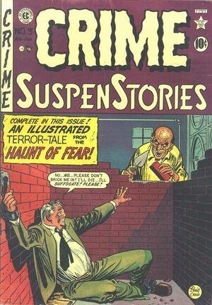 Crime SuspenStories Vol 1 3