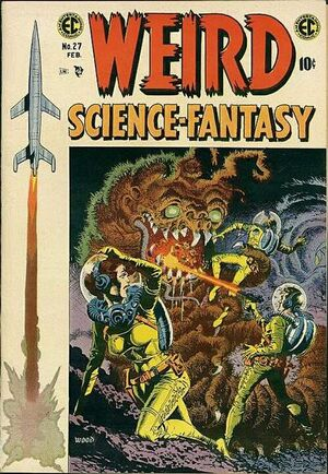 Weird Science-Fantasy Vol 1 27
