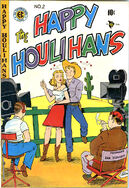 Happy Houlihans Vol 1 2