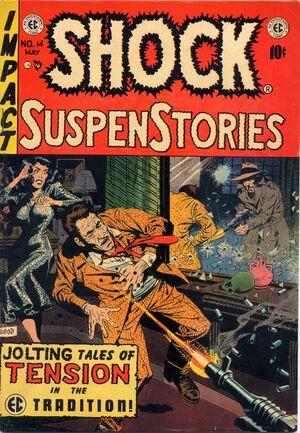 Shock SuspenStories Vol 1 14