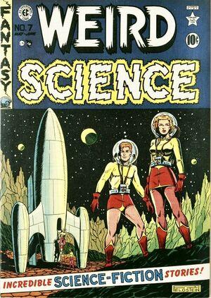Weird Science Vol 1 7