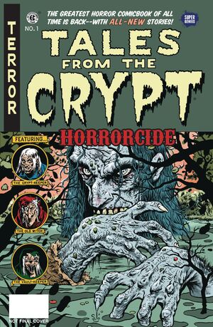 Tales from the Crypt-Horrorcide Vol 1 1